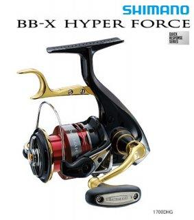 シマノ 14 BB-X ハイパーフォース  1700DHG (お取り寄せ商品) [送料無料] 【本店特別価格】