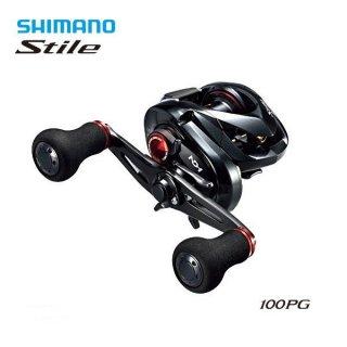 シマノ 16 スティーレ 100PG 右ハンドル [お取り寄せ商品] [送料無料] 【本店特別価格】
