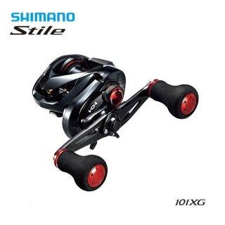 シマノ 16 スティーレ 101XG 左ハンドル [送料無料](お取り寄せ商品) 【本店特別価格】