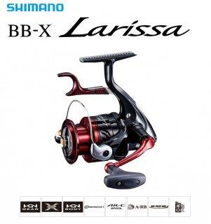 シマノ 16 BB-X ラリッサ 2500DHG(お取り寄せ商品) 【本店特別価格】