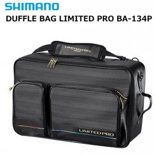 【送料無料】 シマノ ダッフルバッグ リミテッドプロ BA-134P リミテッドブラック 45L(お取り寄せ商品) 【本店特別価格】