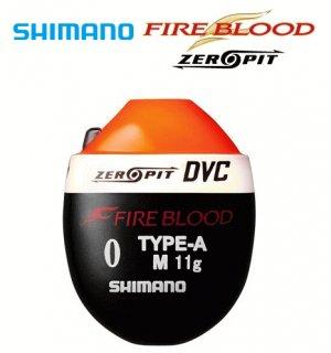 シマノ ファイアブラッド ゼロピット DVC TYPE-A FL-111P M オレンジ 3B 【本店特別価格】