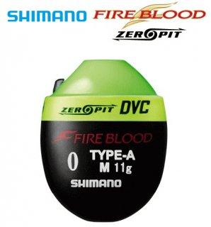 シマノ ファイアブラッド ゼロピット DVC TYPE-A  FL-111P / M マスカット 2B 【本店特別価格】