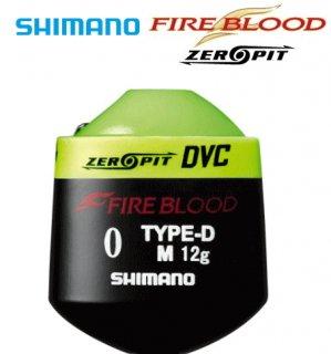 シマノ ファイアブラッド ゼロピット DVC TYPE-D FL-11BP / M マスカット 00 【本店特別価格】
