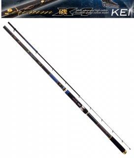 宇崎日新 (NISSIN) ゼロサム 磯 X4KEI 1.25号-500 / 磯竿 [お取り寄せ商品] 【本店特別価格】