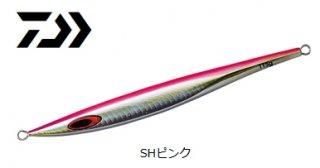 【セール】 ダイワ ソルティガ BSジグ 130g SHピンク / メタルジグ (メール便可)