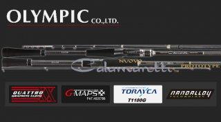 オリムピック 18 ヌーボ カラマレッティ プロトタイプ オフショアモデル GNCPRC-662M-S (SP) (送料無料) (お取り寄せ)【本店特別価格】