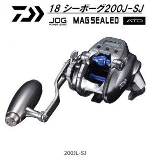 ダイワ シーボーグ 200JL-SJ (左ハンドル) / 電動リール (送料無料)(お取り寄せ商品) 【本店特別価格】