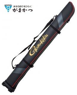 がまかつ ワイドストレートロッドケース GC-275 ブラック 155 (大型商品 代引不可) 【本店特別価格】