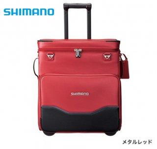 シマノ へらキャリーバッグXT BA-011S メタルレッド (お取り寄せ商品) 【本店特別価格】