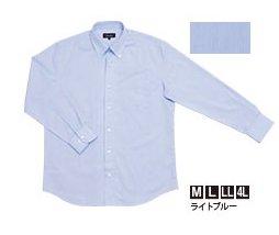 がまかつ ファスナーシャツ GM-3285 ライトブルー LLサイズ (お取り寄せ商品) 【本店特別価格】