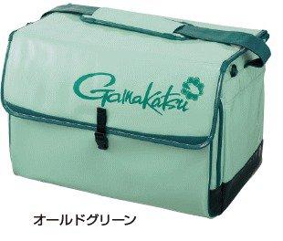 がまかつ ライトバッグ3 GB-302 オールドグリーン / ヘラバッグ (お取り寄せ商品) 【本店特別価格】