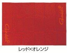 がまかつ マルチベースシートM GM-2436 レッド×オレンジ (お取り寄せ商品) 【本店特別価格】