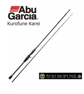 アブ ガルシア 黒船 カレイ KKRC-185S (ベイト) / 船竿 (お取り寄せ商品) 【本店特別価格】