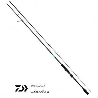 ダイワ 19 エメラルダス X 611UL-S / エギングロッド (O01) (D01) 【本店特別価格】