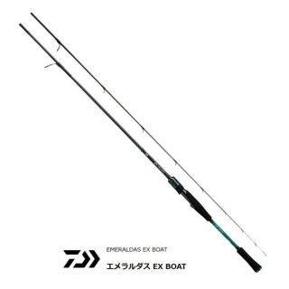 ダイワ 19 エメラルダス EX BOAT 70MLS-SMT / ボートエギングロッド (D01) (O01) 【本店特別価格】