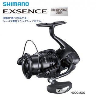 シマノ 17 エクスセンス 4000MXG / リール 【送料無料】【本店特別価格】