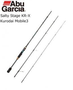アブ ガルシア ソルティーステージ KR-X クロダイ モバイル 3 SXKS-783PL-KR / チニングロッド 【本店特別価格】(お取り寄せ)