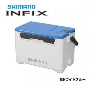 シマノ インフィクス ベイシス 270 UI-027Q Sホワイトブルー / クーラーボックス 【本店特別価格】