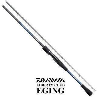 ダイワ リバティクラブ エギング 802ML / エギングロッド (O01) (D01) 【本店特別価格】
