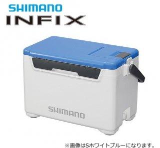 シマノ インフィクス ベイシス 270 UI-027Q Sホワイト / クーラーボックス 【本店特別価格】