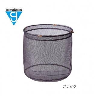 がまかつ ラバーネット GM-842 ブラック 45cm / 替え網 【本店特別価格】