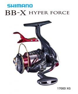 シマノ 20 BB-X ハイパーフォース 1700D XG / レバーブレーキ付リール (送料無料) (O01) (S01) 【本店特別価格】