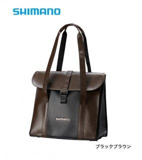 シマノ へらサブバッグ XT BA-043S ブラックブラウン (S01) (O01) 【本店特別価格】