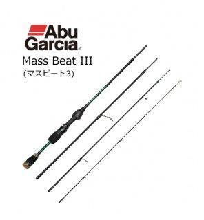 アブ ガルシア マスビート3 MBS-634L III / トラウトロッド (お取り寄せ) 【本店特別価格】