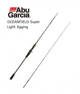 アブ ガルシア オーシャンフィールド スーパーライトジギング OFSC-632SLJ (ベイトモデル) / ジギングロッド (お取り寄せ) 【本店特別価格】