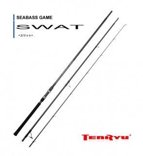 天龍 スワット SW1163S-M / シーバスロッド (お取り寄せ) 【本店特別価格】
