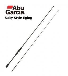 アブ ガルシア ソルティースタイル エギング STES-832ML-KR / エギングロッド (お取り寄せ) 【本店特別価格】