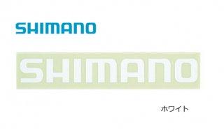 シマノ ステッカー ST-011C ホワイト 【本店特別価格】