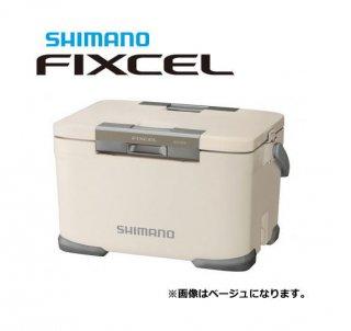シマノ フィクセル ベイシス 300 NF-330U ピュアホワイト / クーラーボックス (S01) (O01) 【本店特別価格】