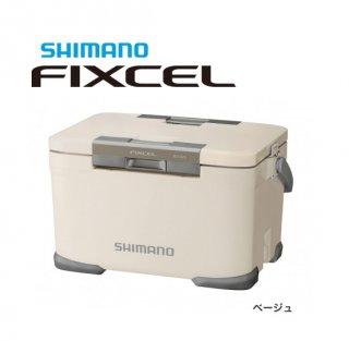 シマノ フィクセル ベイシス 300 NF-330U ベージュ / クーラーボックス (S01) (O01) 【本店特別価格】