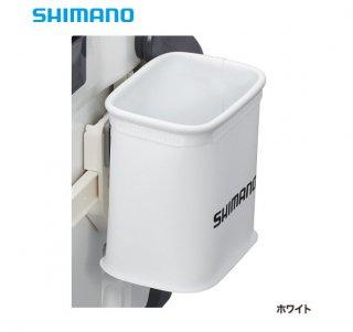シマノ EVAサイドポケット M(BK-682N) ホワイト  (S01) (O01) 【本店特別価格】