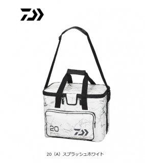ダイワ ライト クールバッグ 20(A) スプラッシュホワイト (予約商品/2月下旬発売予定)
