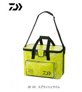 ダイワ ライト クールバッグ 28(A) スプラッシュライム (予約商品/2月下旬発売予定)