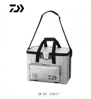 ダイワ ライト クールバッグ 28(A) シルバー (予約商品/2月下旬発売予定)