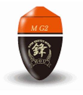 グレックスプラス トーナメントプロ 鋒 Sサイズ 浮力 G8 オレンジ / ウキ (O01) (メール便可) 【本店特別価格】