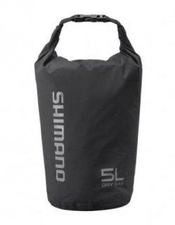 シマノドライロールアップポーチ BP-024U Mサイズ 5L ブラック (メール便可) 【本店特別価格】