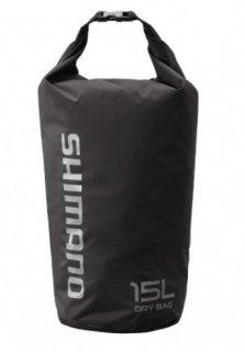 シマノドライロールアップポーチ BP-024U XL(LL)サイズ 15L ブラック (メール便可) 【本店特別価格】