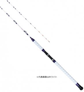 ピュアテック ゴクスペ 無限ピュア船 Purple Edition 195-180 ホワイト / 船竿 (O01)