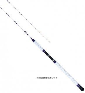 ピュアテック ゴクスペ 無限ピュア船 Purple Edition 245-100 ホワイト / 船竿 (O01)
