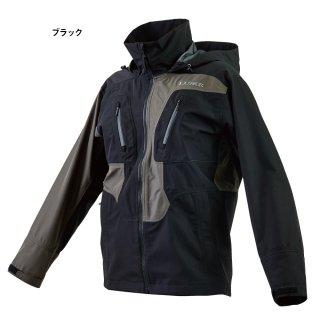 がまかつ アクティブフィット レインジャケット LE-4006 ブラック Sサイズ / レインウェア (お取り寄せ) (送料無料) 【本店特別価格】