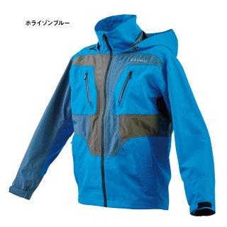 がまかつ アクティブフィット レインジャケット LE-4006 ホライゾンブルー Mサイズ / レインウェア (お取り寄せ) (送料無料) 【本店特別価格】