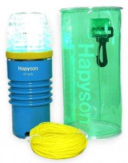ハピソン (Hapyson) 乾電池式LED 水中集魚灯ミニ YF-510 (O01) 【本店特別価格】
