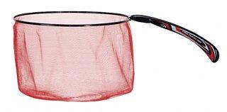 エクセル 鮎タモ 2.5� 39cm FP-293 レッド / 鮎友釣り用品 (送料無料)