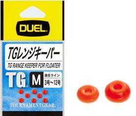 デュエル TG レンジキーパー Mサイズ オレンジ / シモリ玉 (メール便可) (O01)