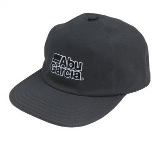 アブ ガルシア フロッキープリントシームキャップ ブラック フリー / 帽子 (お取り寄せ)